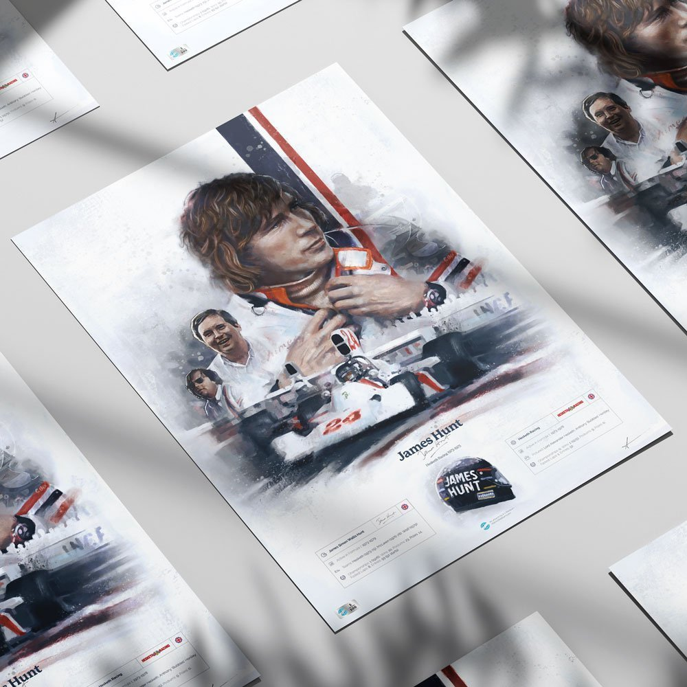 Collection of motorsports Formula 1 Wall Art F1 Poster