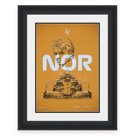Lando Norris frame concept 1